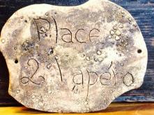 """""""Place 2 l'apéro"""" =)"""
