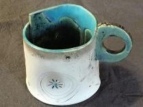 Tasse à tisane, thé ou café diamètre 8cm