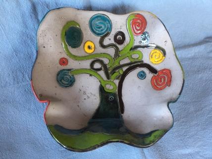 """Plat """"arbre magique"""""""