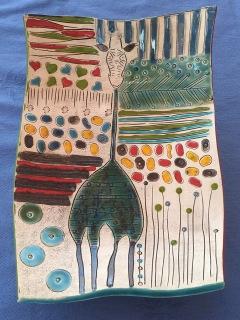 Plat Girafe