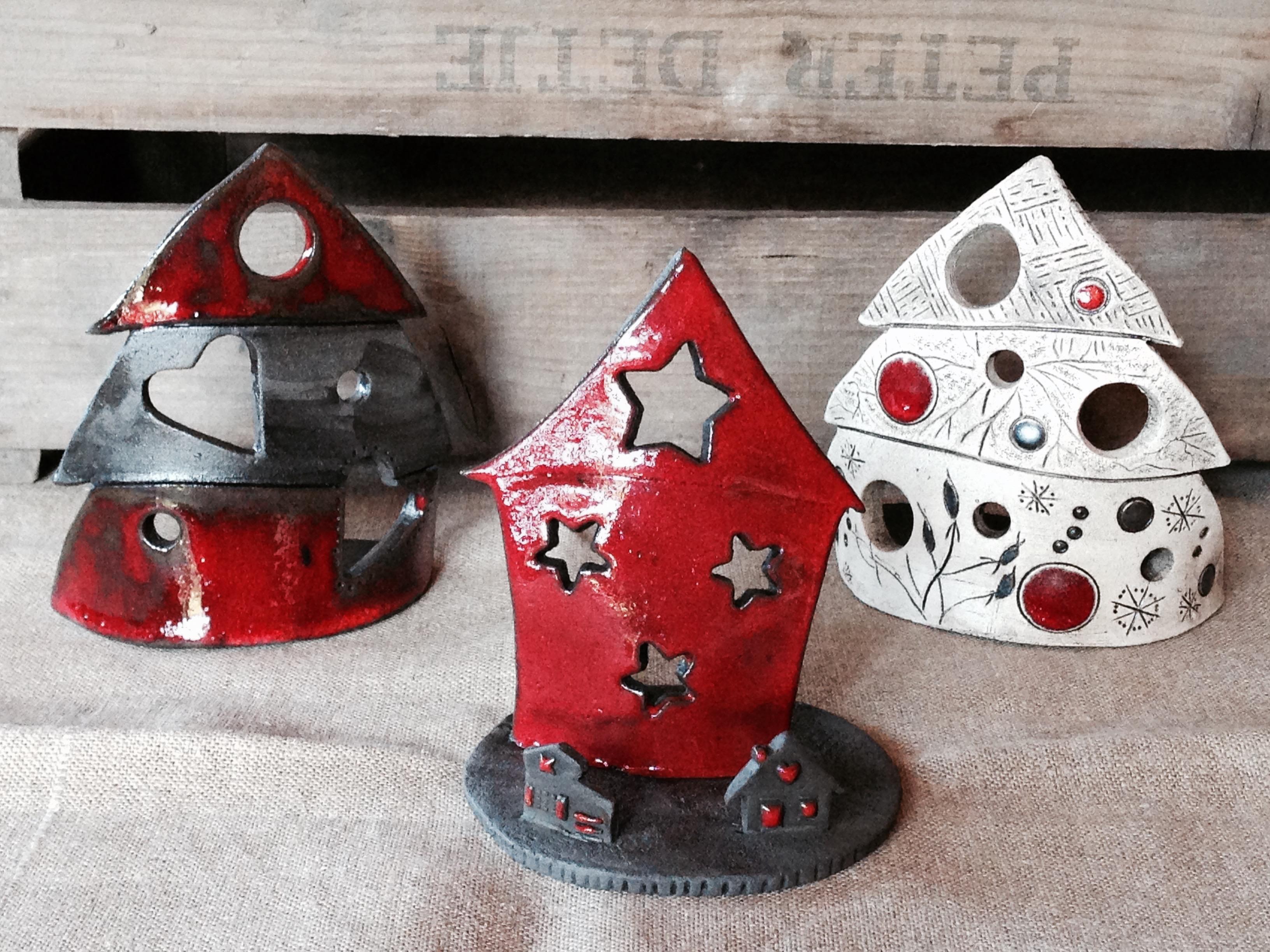 Id es cadeaux de no l la poterie de c line - Idee de poterie ...