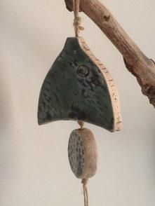 """La tête du poisson """"carillon"""""""