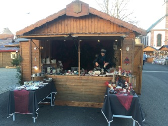 Chalet du Marché de Noël de Niederbronn-Les-Bains