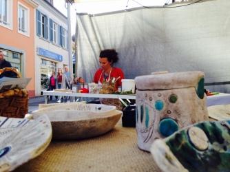 Mon stand à la nuit artisanale de Niederbronn-Les-Bains 2015