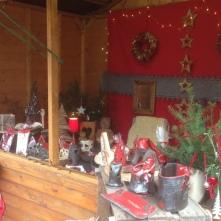 Pièces exposées au marché de Noël de Niederbronn
