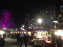 Photo d'ambiance du marché de Niederbronn-Les-Bains
