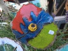 Fleur à piquer dans les terre-pleins ou dans les pots de fleurs
