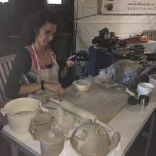 Fabrication de pièces jusqu'au bout de la nuit artisanale de Niederbronn-Les-Bains