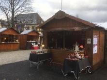 Mon stand au marché de Noël de Niederbronn-Les-Bains