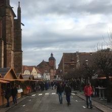 Marché de Noël de Wissembourg 2017