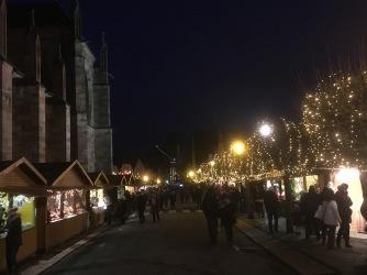 Noël à Wissembourg - Ambiance sympa