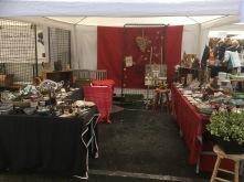Mon stand au marché de Noël de Soufflenheim 2018
