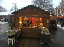 Mon stand au marché de Noël de Niederbronn-Les-Bains 2018
