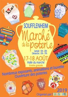 Soufflenheim - Marché de la poterie 2019