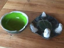 Tortue double emploi: Utilisez moi en décoration et ma carapace comme bol à salade par exemple