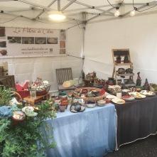 Mon stand - Nuit artisanale Niederbronn-Les-Bains 2019