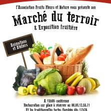 Hegeney: marché du terroir 2019
