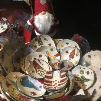 Coupelles de Noël - Marché de Noël de Philippsbourg 2019