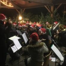 Ensemble musical - Marché de Noël de Philippsbourg 2019