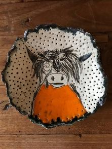 Coupelle - vache Ecossaise